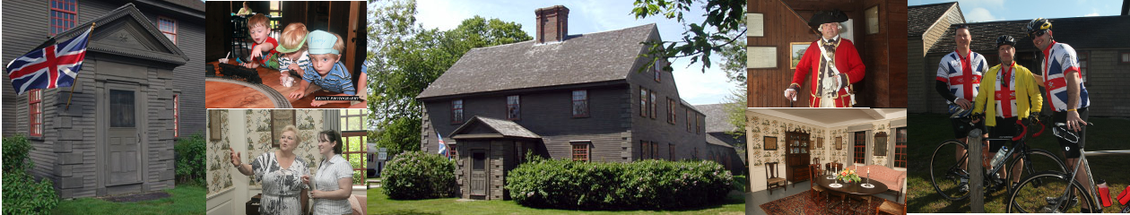 1699 Historic Winslow House & Cultural Center